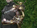 Steampunk Arm Finished1