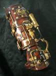 Steampunk Warrior handguard