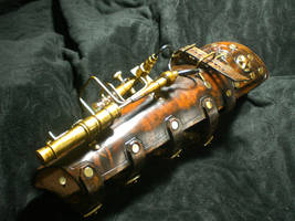 Sheriffs steampunk side arm1 by Skinz-N-Hydez