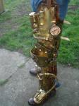 Steampunk Leg Finished1