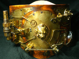 Lost Steampunk Belt of the Age by Skinz-N-Hydez