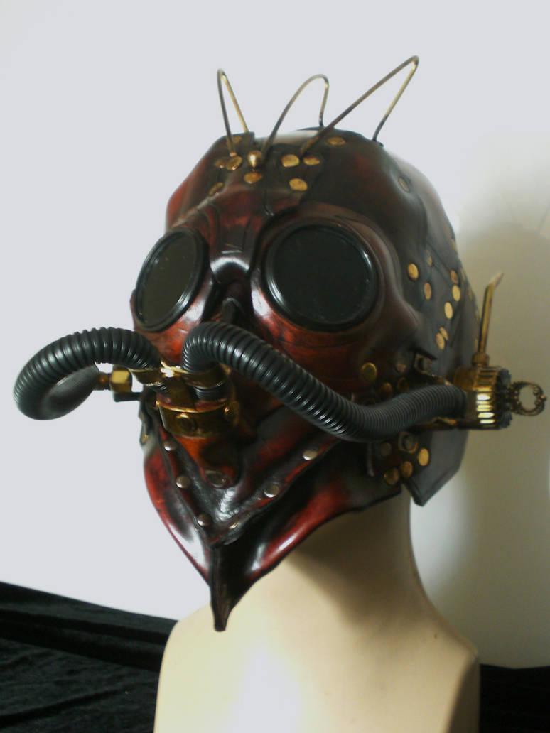Steampunk Wasteland Raider by Skinz-N-Hydez