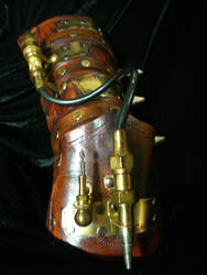 Steampunk Soul Skewer by Skinz-N-Hydez