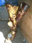 Steampunk Pirate Leg