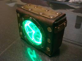Steampunk Plasma Pouch by Skinz-N-Hydez