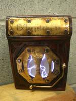 Steampunk Plasma Pouch MK5 by Skinz-N-Hydez
