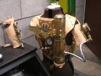 Steampunk Rocketeer Pack WIP by Skinz-N-Hydez