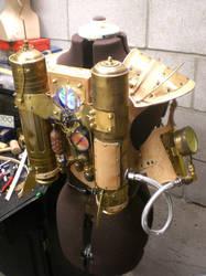 Steampunk Rocketeer Pack WIP3 by Skinz-N-Hydez