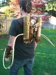 Steampunk Rocketeer Pack WIP5