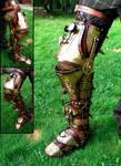 Steampunk Leg II