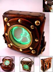 Steampunk Plasma Pouch MK8 by Skinz-N-Hydez