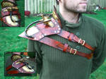 Steampunk Shoulder Armor