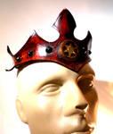 Steampunk Victorian Crown