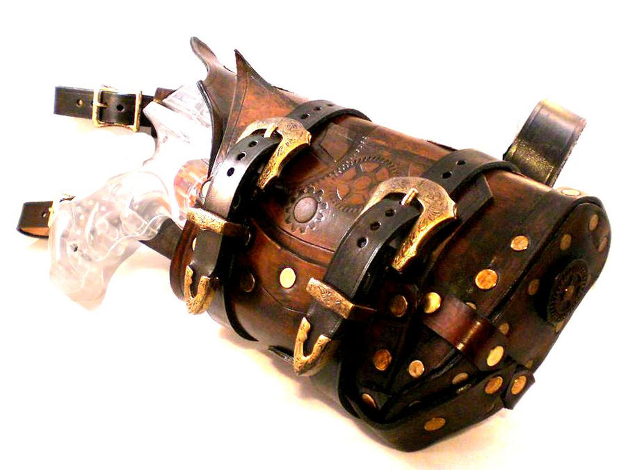Custom Nerf Holster by Skinz-N-Hydez