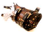 Custom Nerf Holster