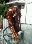 Japanese Twist Steampunk Arm