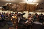 Steampunk Maker's exhibit