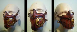 Creepy Steampunk Breather II by Skinz-N-Hydez