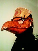 Nurse Plague Dr Mask by Skinz-N-Hydez
