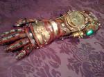 Full Steampunk Gauntlet/Glove