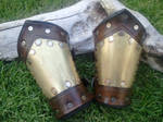 Small Steampunk Bracers