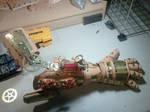 Steam Splicer arm Work in progress1