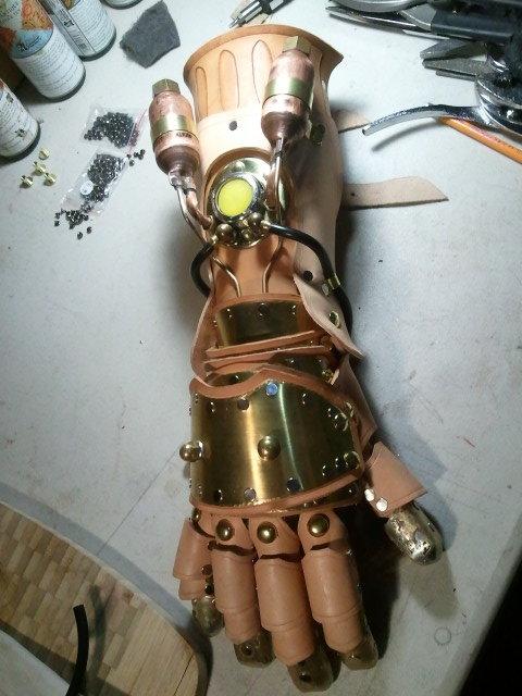 equalist glove work in progress1 by Skinz-N-Hydez