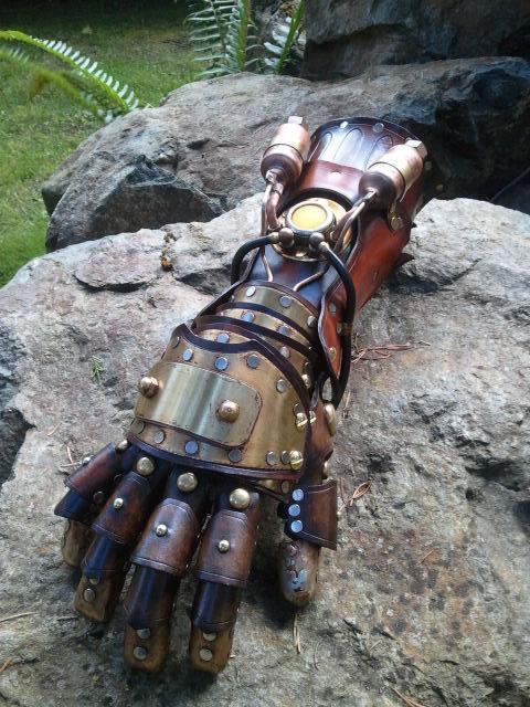 Equalist Glove By Skinz N Hydez On Deviantart