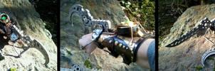 BioShock Inspired Arm Attachment