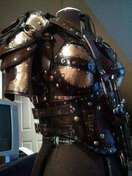 Soviet Russian Steampunk Assassin Gear