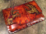 ZOMBIES! Leather Tablet Case