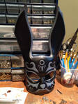 Leather bioshock splicer mask