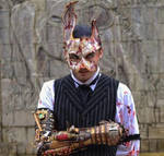 Bioshock rabbit splicer mask raffle!