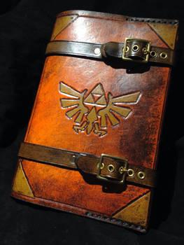 Zelda book cover