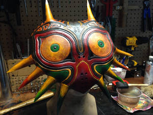 Leather Majora's Mask