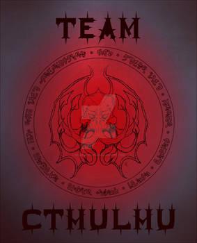 Team Cthulhu original art