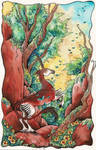 Africa Unicornis by Sieskja