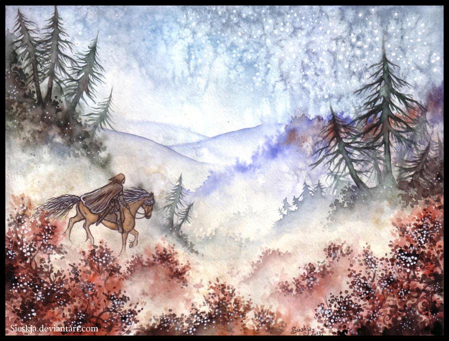 Landskap I by Sieskja