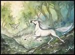Licorne by Sieskja