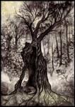 L'arbre au loup