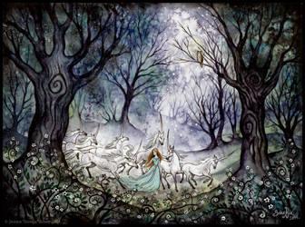In a Pale Moon's Shadow by Sieskja