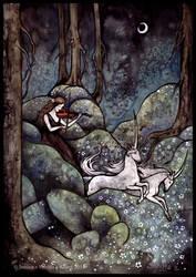 Moonlit Sonata by Sieskja