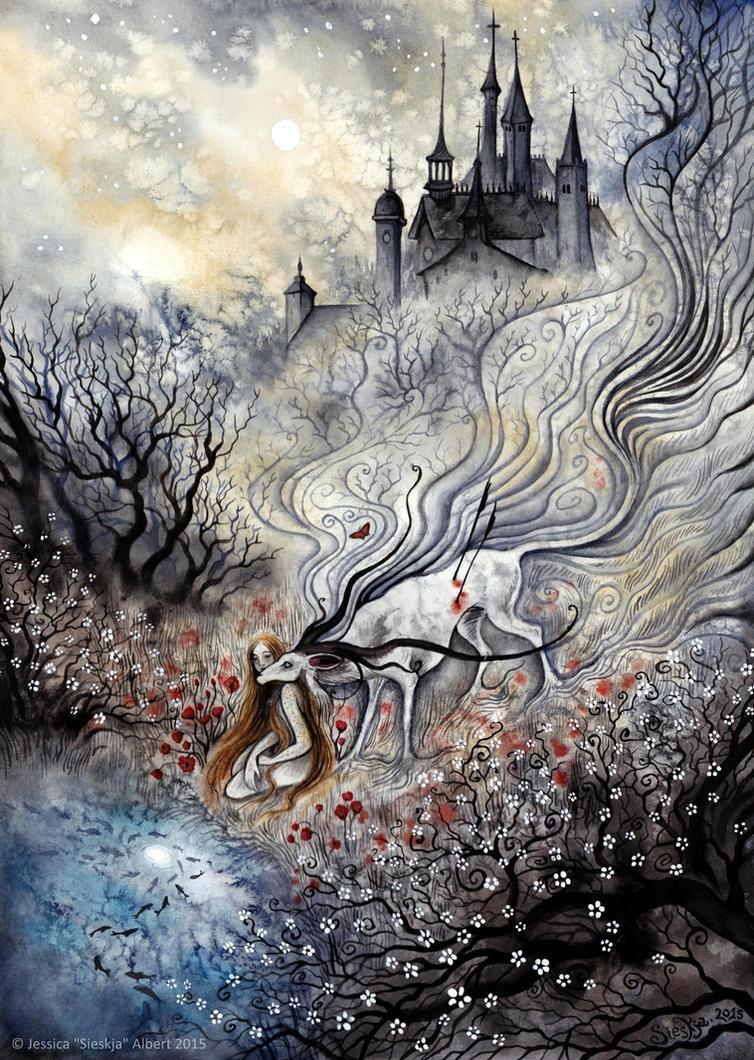 Garden of Oblivion by Sieskja