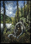 ''Les loups n'ont qu'une seule compagne''