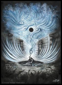 Invocation A La Lune Noire