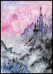 Imrryr the Dreaming City by Sieskja