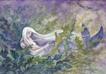 A Melancholic Mermaid (Collab)