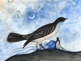 Dreaming fairy by Sieskja