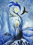 Daughter of the Blue Heron King