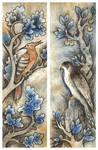 Decembird bookmarks